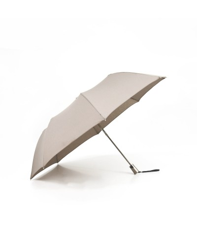 "→ Umbrella-Parasol - Limited Edition ""The United"" - Putty - handcrafted in France by Maison Pierre Vaux"