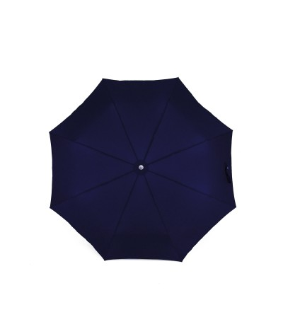 → Longchamp - Parapluie Homme - Navy - Confection par Maison Pierre Vaux