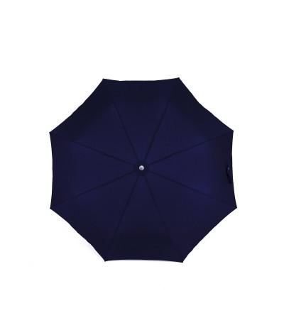 → Longchamp - Parapluie Homme - Navy - Confection par Maison Pierre Vaux