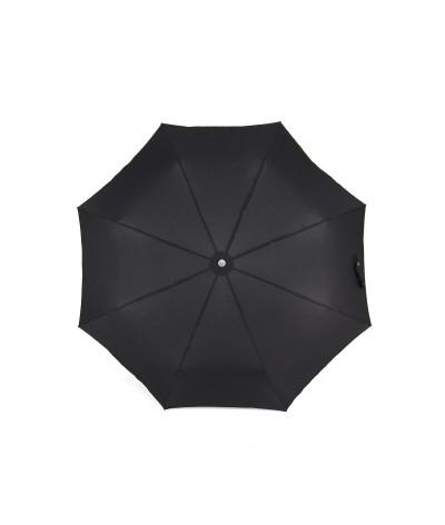 """→ Longchamp - """"Men's Umbrella"""" Rifle - Mini Automatic - by the French Umbrellas Manufacturer Maison Pierre Vaux"""