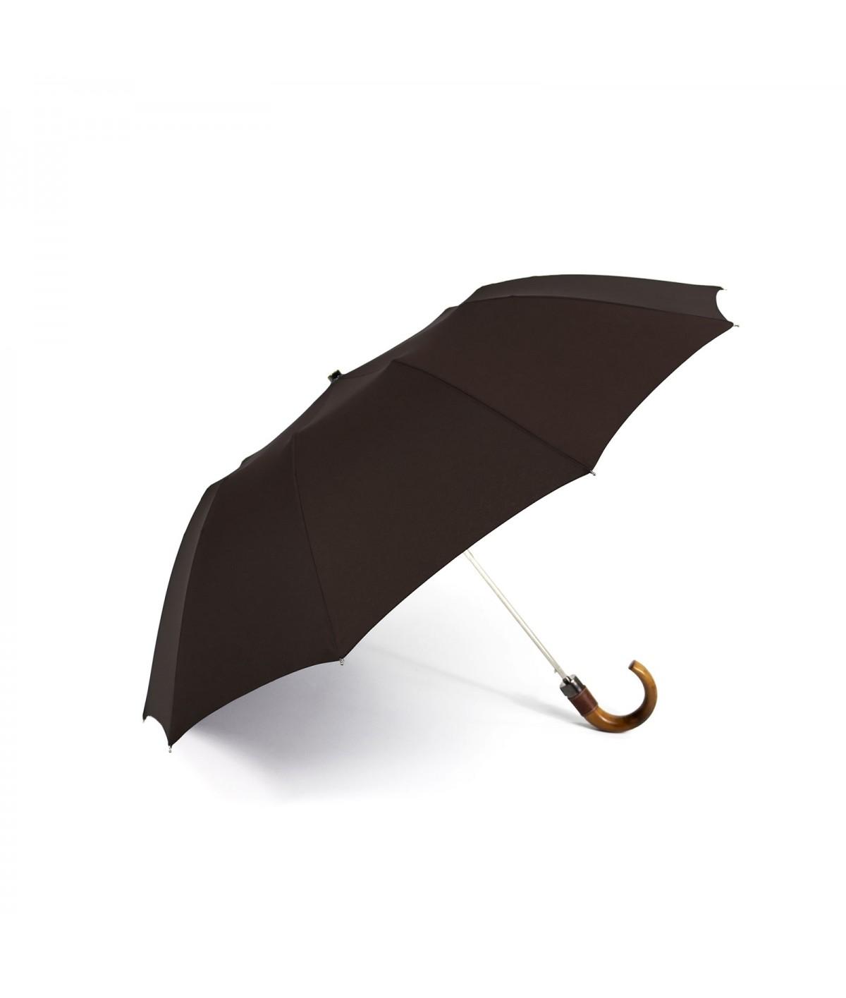 Longchamp - Parapluie Homme - Noir
