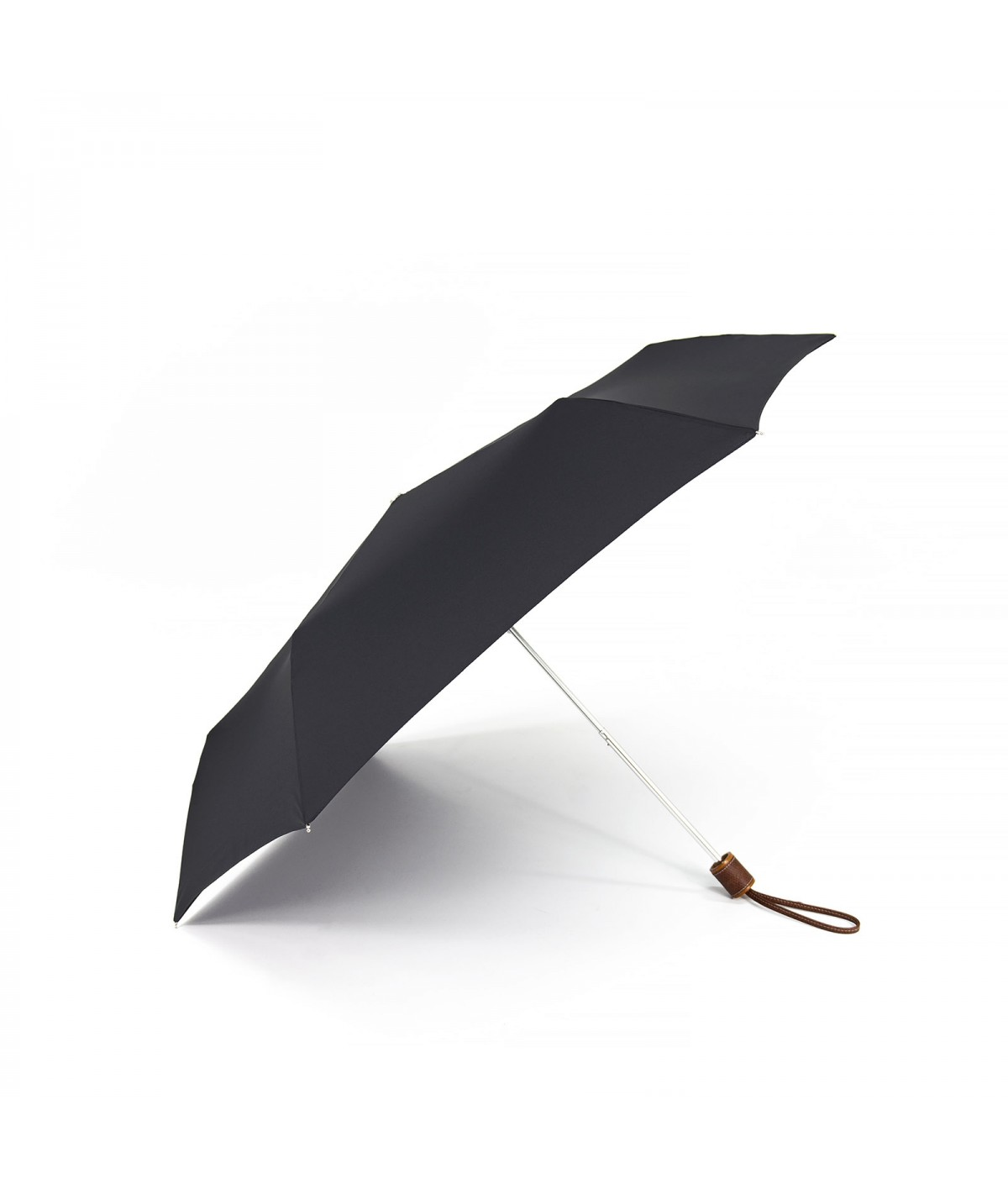"""→ Longchamp - """"Micro Folding"""" Umbrella - Rifle in Exclusivity by the French Umbrellas Manufacturer Maison Pierre Vaux"""