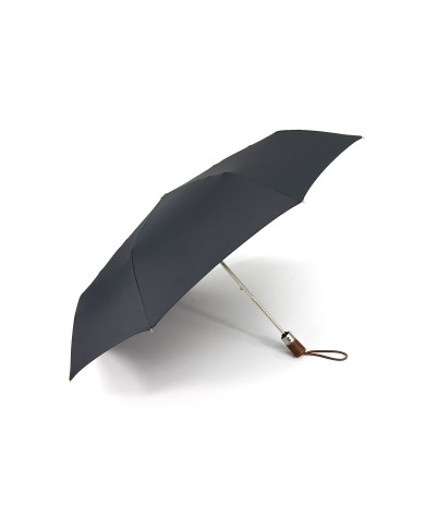 """→ Longchamp Umbrella """"Folding"""" - Rifle - Automatic opening/closing - Handcrafted in Franceby Maison Pierre Vaux"""