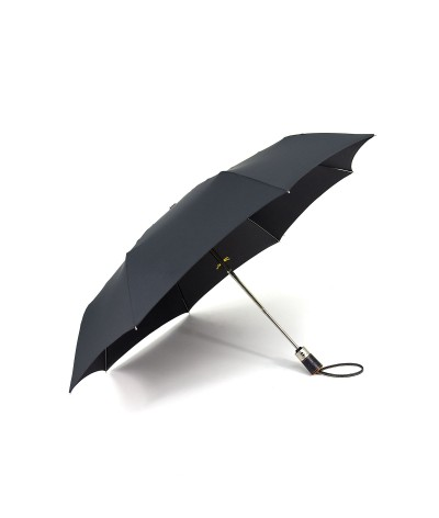 "→ Longchamp Umbrella ""Club Folding"" - Rifle - Automatic Opening/Closing by the French Umbrella Manufacturer Maison Pierre Vaux"