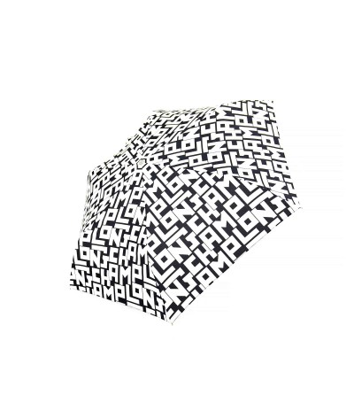 """Longchamp - Parapluie """"Le Pliage""""- Noir"""