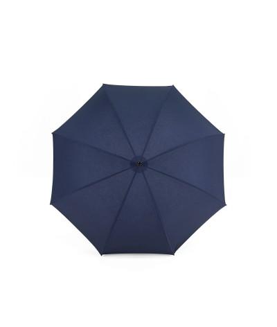 """→ Parapluie-Ombrelle Long - Série Limitée """"Les Unis"""" - Marine"""
