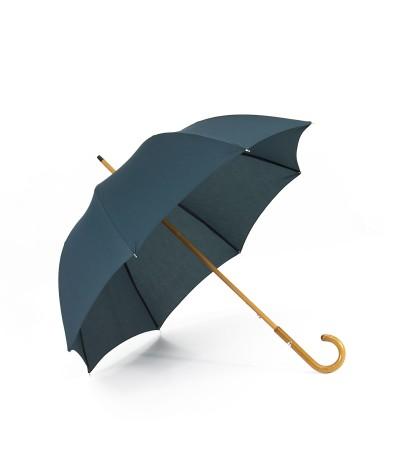 """→ Parapluie-Ombrelle Long - Série Limitée """"Les Unis"""" - Bleu Canard"""