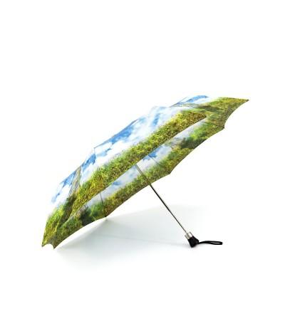 """→ Parapluie Série Limitée """"Les Impressionnistes """" - """"Femme à l'Ombrelle"""" - Pliant - Claude Monnet - Parapluie de Luxe"""