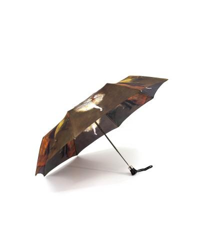 "→ ""The Star Dancer"" Umbrella - Mini automatic by Albert Degas - French Umbrella Manufacturer Maison Pierre Vaux"