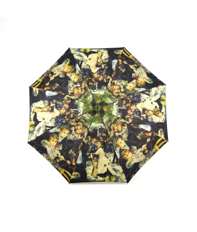 """→ Parapluie """"Bal du moulin de la Galette"""" - Long - Parapluie Haut de Gamme"""