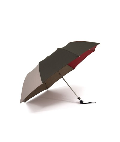 """→ """"The Harmony of Shades"""" Umbrella - Col. n°9 - Automatic folding handcrafted by the Umbrellas Manufacturer Maison Pierre Vaux"""