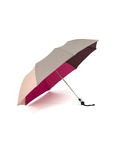"""→ """"The Harmony of Shades"""" Umbrella - Col. n°10 - Automatic folding handcrafted by the Umbrellas Manufacturer Maison Pierre Vaux"""