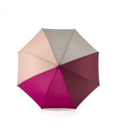 """→ Parapluie """"L'Harmonie des Teintes"""" - Col. N°10 - Long -  Parapluie Haut de Gamme"""