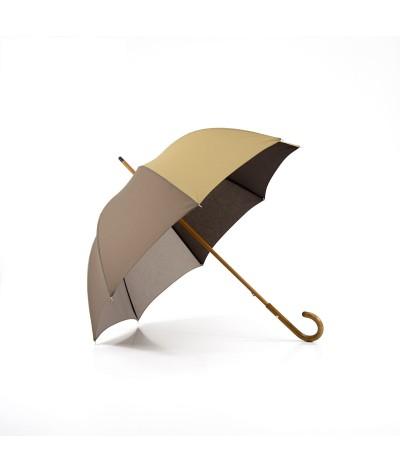 """→ Parapluie """"L'Harmonie des Teintes"""" - Coll. N°12 - Long -  Parapluie Haut de Gamme"""