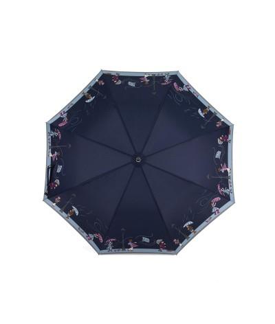 """→  Parapluie - """"Tempête"""" - Bleu - Fabricant et Importateur de Parapluie"""