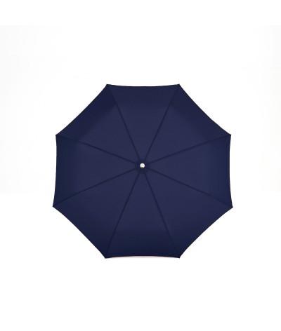 """→ Parapluie """"Le Mini pour la Famille"""" - Marine - Parapluie Automatique"""