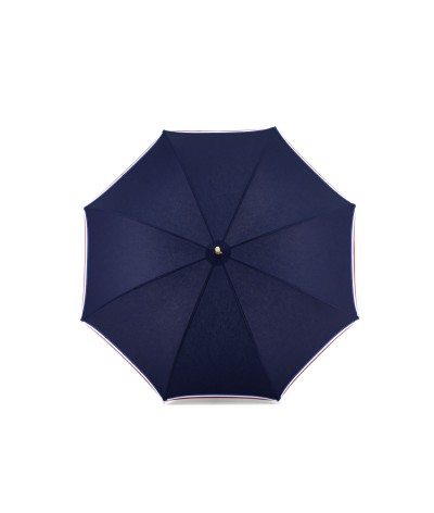 "→ Parapluie Le ""Made in France"" Bleu I Fabrication Traditionnelle"
