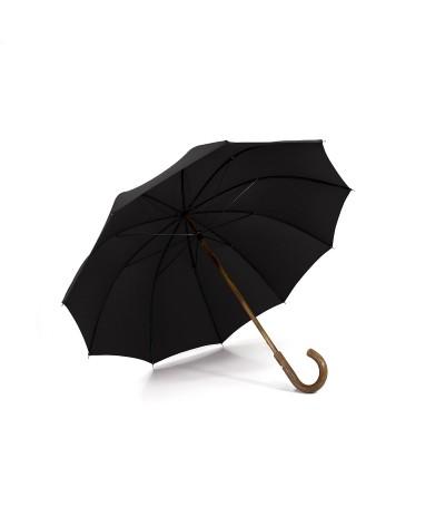"""→ Parapluie """"Le Berger"""" Noir - Maison Pierre Vaux"""