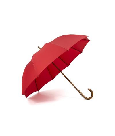 """→ Parapluie """"Le Berger"""" Rouge - Maison Pierre Vaux"""