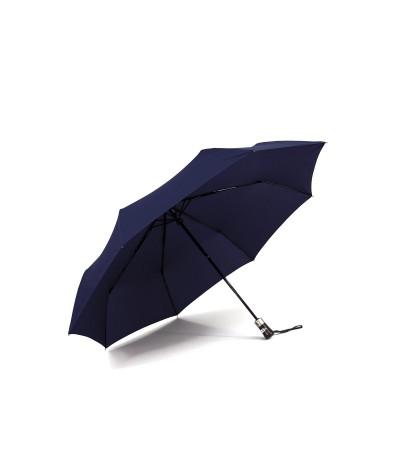 → Parapluie Mini Golf Pliant Marine - Fabrication Française depuis 1920 - Parasolerie Maison Pierre Vaux