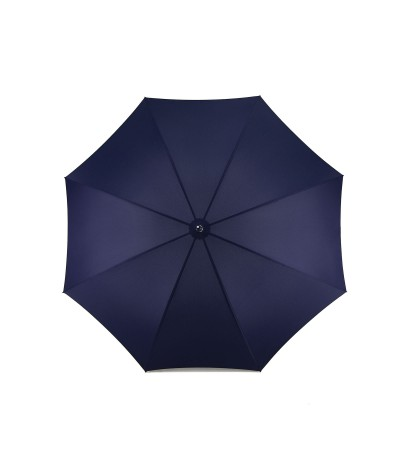 """→ """"The Golf"""" Umbrella - Manual - Navy - Made in France by the French Umbrella Manufacturer Maison Pierre Vaux"""