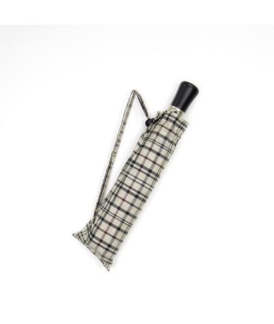 """→ Parapluie """"Mini Golf """" Ouverture/Fermeture Automatique - Écossais N°1 - Maison Pierre Vaux"""