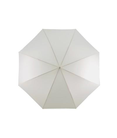 """→ Parapluie """"Le Golf"""" Long - Ecru - Fabrication Traditionnelle artisanale  Française depuis 1920 - Maison Pierre Vaux"""