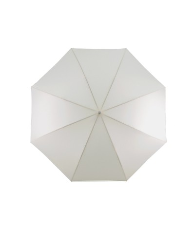 """→ Parapluie """"Le Golf Pliant"""" - Ecru - Fabrication Traditionnelle artisanale  Française depuis 1920 - Maison Pierre Vaux"""