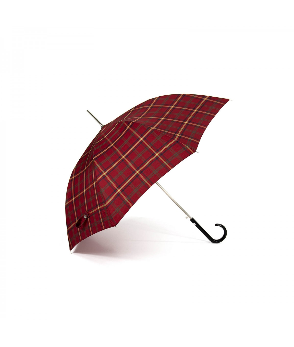 "→ Umbrella ""Scottish"" N°3 - Long Automatic - Made in France by Maison Pierre Vaux Umbrella Manufacturer since 1920"