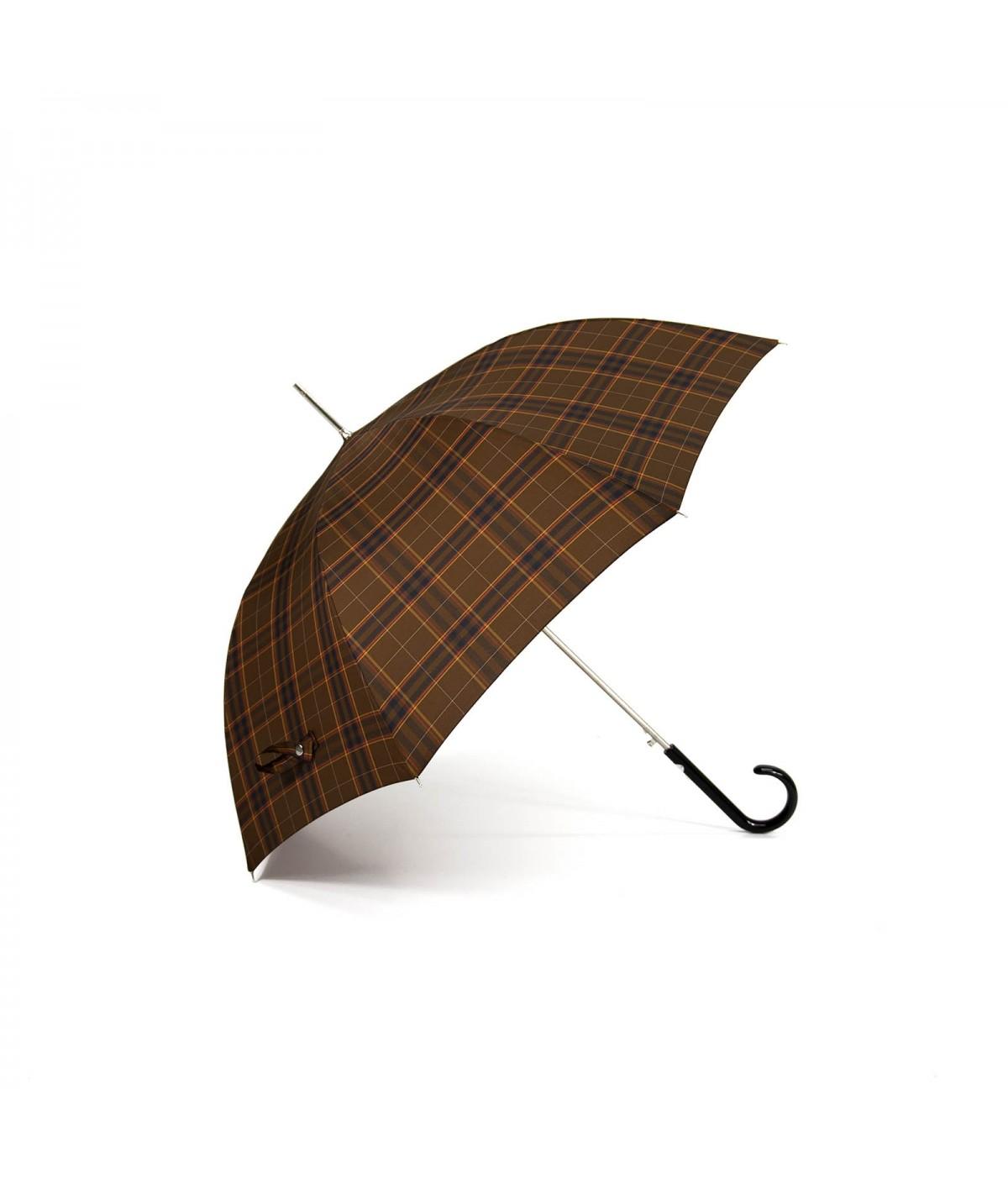 "→ Umbrella ""Scottish"" N°1 Long Automatic - N°6 - Umbrella Manufacturer Maison Pierre Vaux"