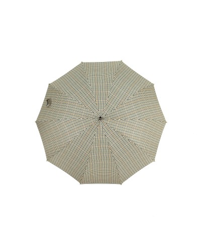 """→ The """"True Montage Anglais"""" Umbrella """"So British"""" - Green by the French Umbrellas Manufacturer Maison Pierre Vaux"""