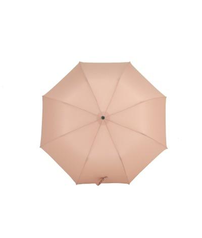 """→ Ombrelle """"Pliante en Coton Léger"""" - Bois de Rose - Made in France - Parasolerie Maison Pierre Vaux"""