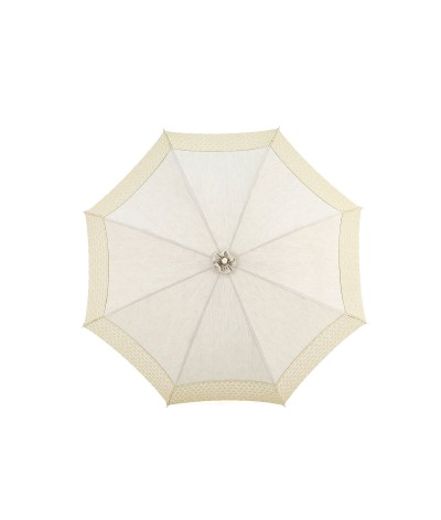 →  Parasol - Fiorellino Traditionally handcrafted in France by the Umbrellas Manufacturer Maison Pierre Vaux