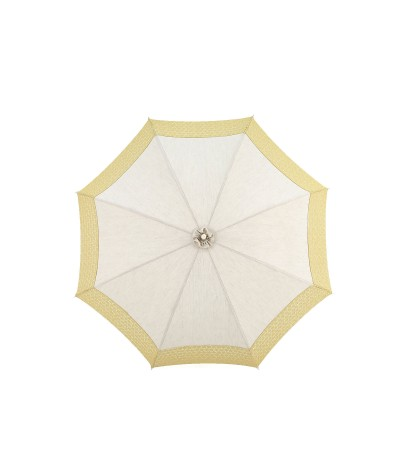 →  Parasol - Fiorellino Buttercup Traditionally handcrafted in France by the Umbrellas Manufacturer Maison Pierre Vaux