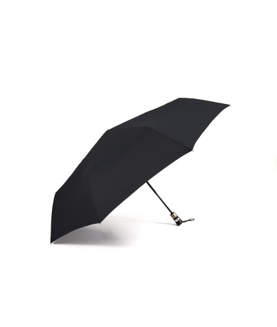 """→ """"Mini Golf"""" Umbrella - Automatic opening and closing - Black by the French Umbrella Manufacturer Maison Pierre Vaux"""
