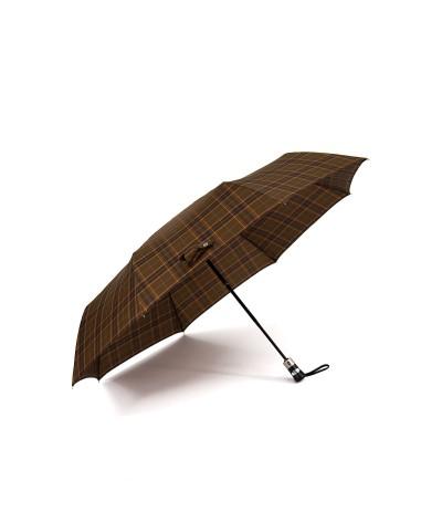 """→ Parapluie """"Mini Golf """" Ouverture/Fermeture Automatique - Écossais N°6 - Maison Pierre Vaux"""