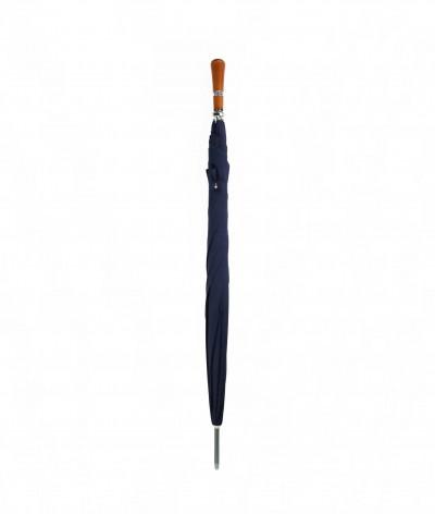 """→ Parapluie """"Le Golf"""" - Bleu - Fabrication Traditionnelle - Maison Pierre Vaux Fabricant Français de Parapluie depuis 1920"""