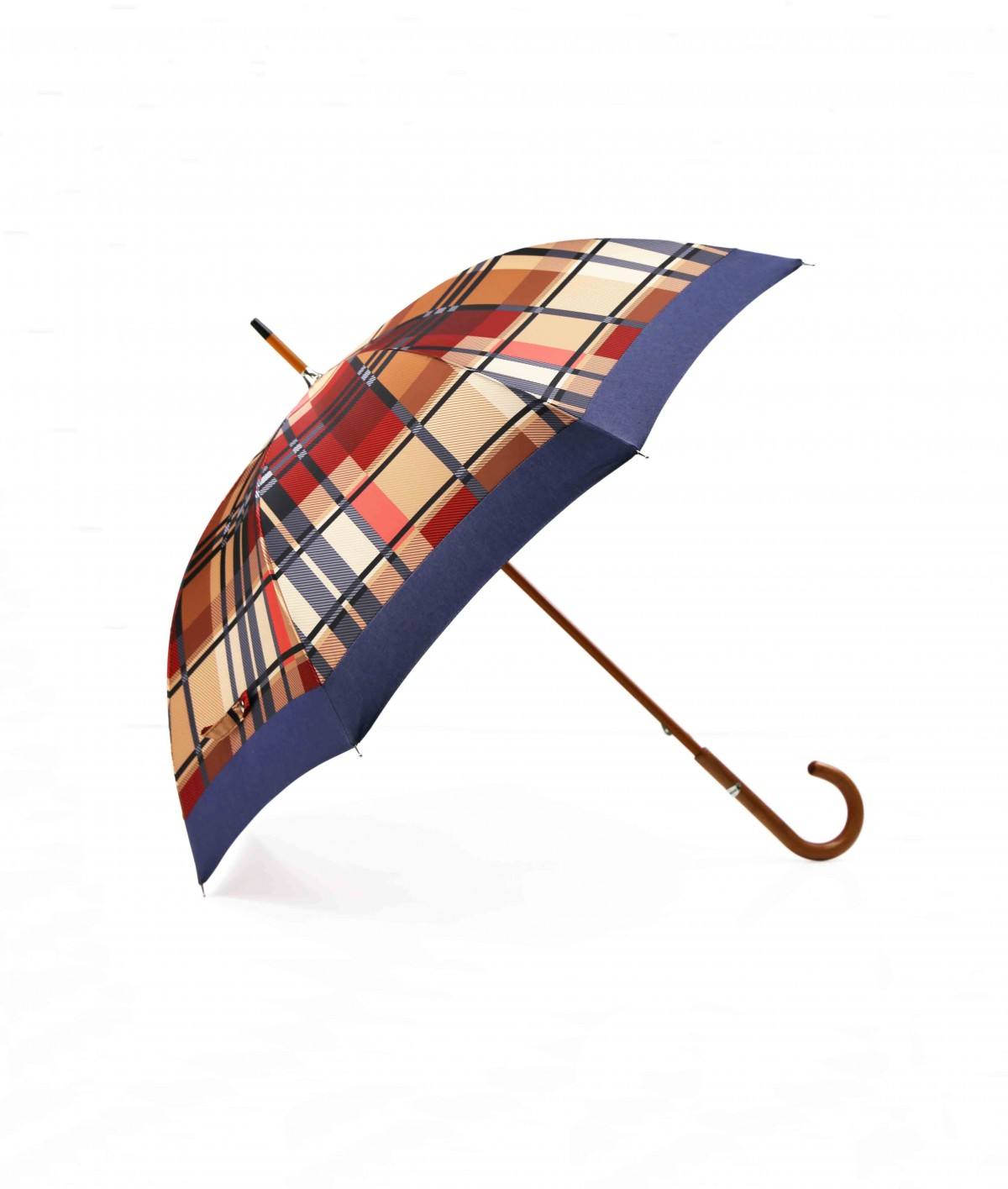 "→  ""Fancy Assembly"" Umbrella - Long Manual N°3 - Made in France by Maison Pierre Vaux French Umbrella Manufacturer"