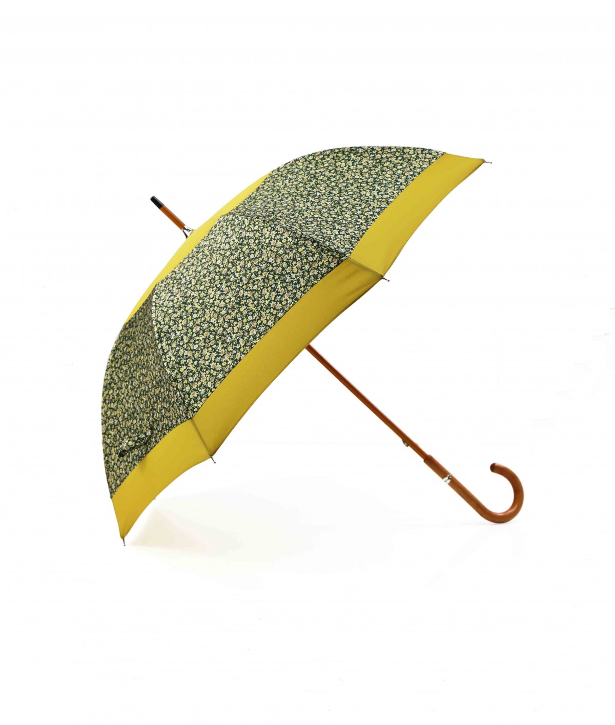 """→  """"Fancy Assembly"""" Umbrella - Long Manual N°4 - Made in France by Maison Pierre Vaux French Umbrella Manufacturer"""