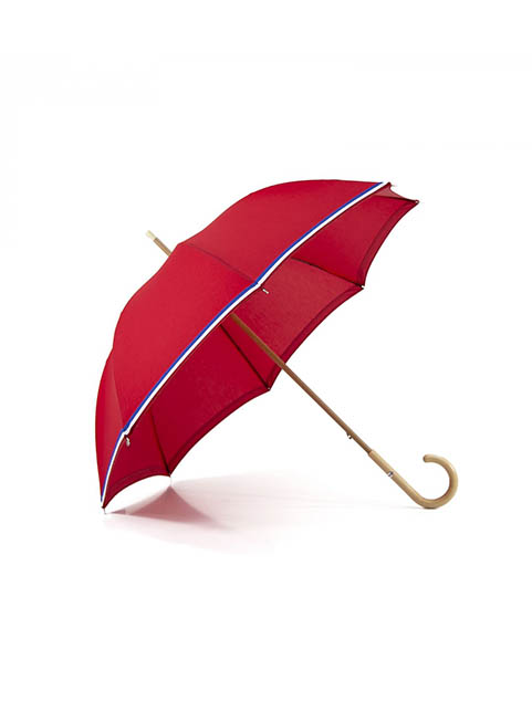 "Parapluie ""Le Made in France"" Rouge"